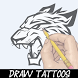 Learn How To Draw Tattoo by Pansuriya Infotech