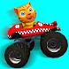 Cat Race Car Extreme Drive Pro