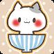 Battery Cat Ochawan Konyanko by peso.apps.pub.arts