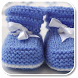 Crochet Booties by Tezzie