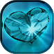 Glow Heart Live Wallpaper by TwoBit