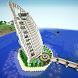 Fast Build: Hotel minecraft by bromdev