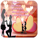 Love Romantic Photo Frame by Kios Media