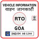 Goa RTO Vehicle Information by Vebsecure