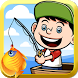 Little Fisher - Kids Fishing by Double Fish Studio