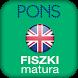 Fiszki PONS - matura z angielskiego PEŁNA WERSJA by Wydawnictwo LektorKlett sp. z o.o.