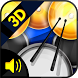 Real Drums 3D by Real drums