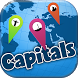 World Capitals Of Countries Quiz On Capital Cities by Smart Quiz Apps