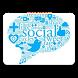 The New Social Media by easyincc