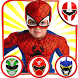 Superhero Face Mask Photo Editor by Sturnham Apps