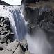 Nature waterfall Live Wallpape