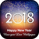 New Year Fireworks Live Wallpaper by American Apps King
