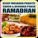 Resep Masakan Ramadhan Praktis by Entro Apps