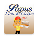 Papus Fish & Chips - Fast Food by Dappr Apps