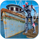 Futuristic Robot Boat Mechanic by Great Games Studio