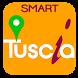 Smart TUSCIA by map2app