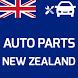 Auto Parts New Zealand by xyzApps