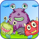Monster Match Link Kids Game by On Happy Days