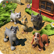 Farm Animals for Toddlers kids by Planarsoft