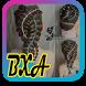 DIY Hair Braid for Kid by BXAdesign