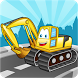 Cars and trucks for kids by Kidstatic Apps