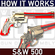 How it Works: S&W 500 revolver by Noble Empire