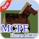horses mods For mcpe by Cherriesoft