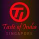 Taste of India - Singapore by Refulgence Inc Pte Ltd