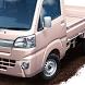 Wallpaper Daihatsu Hijet Truck