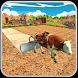 Bull Farming Village Farm 3D by 3DGameHouse