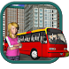 Real Coach Bus Transporter 3D