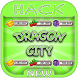 Hack For Dragon City Game App Joke - Prank. by All Apps Hacks Here