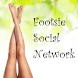 Footsie Social Network by Kittens&Roosters, LLC