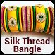 Silk Thread Bangles Offline by BalGopal Apps