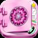 Combination Safe Lock Screen Diamond by Thalia Graphic Image Fusion