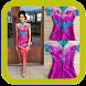Kebaya Batik Fashion Design by Skadoosh