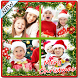 Christmas Collage Photo Frames by apppixel1