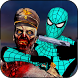 Spider Hero Zombie Shooter - City Survival Game by Gamzo Studio