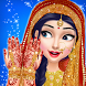 Indian Bride Wedding Fashion Makeover by Kid Game Studio
