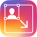 Insta Big Profile Photo by Zee Techno Apps