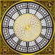 Winter Clock by Gnomesnacks Digital