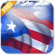 3D Puerto Rico Flag LWP by App4Joy