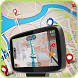 Gps navigation-maps route finder location tracker