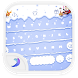 Emoji Keyboard-Merry Christmas by EmojiStudio