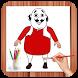 How To Draw Motu Patlu by Learn Draw