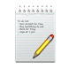 Sync Notes - Cloud Notepad by Manthena Murali