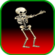 Talking Dancing Skeleton by Youssef Bacha