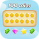 100 coins by boukapps pro