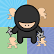 Ninja Coming Memory Games by BuaGameSoft