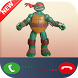 Prank Call From Ninja Turtles by RoomDom